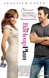 The Back Up Plan Movie Poster