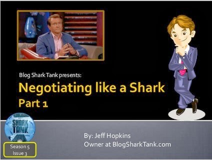 negotiating like a shark