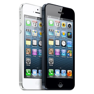 Gambar Apple iPhone 5 Depan