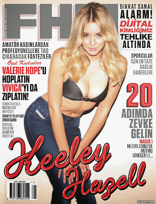Keeley Hazell HQ Pictures FHM Turkey Magazine Photoshoot February 2014