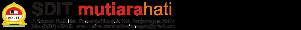SDIT Mutiara Hati Banjarnegara