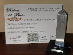 Premio Reina del Plata 2014