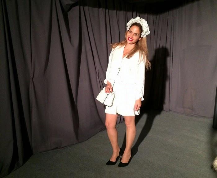 בלוג אופנה Vered'Style - שבוע האופנה גינדי תל אביב, היום האחרון אאוטפיט ראשון