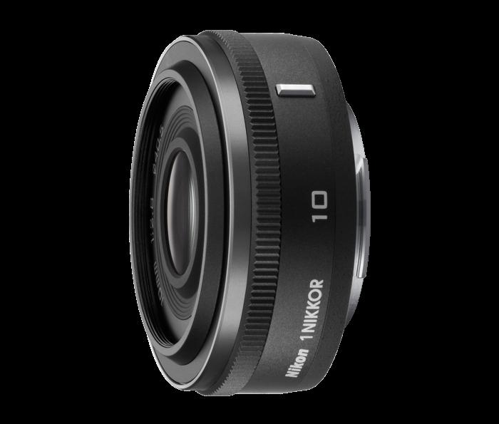 Nikon HC-N101 Black Lens Hood Cap for Nikon 1 10mm NIKKOR Lens