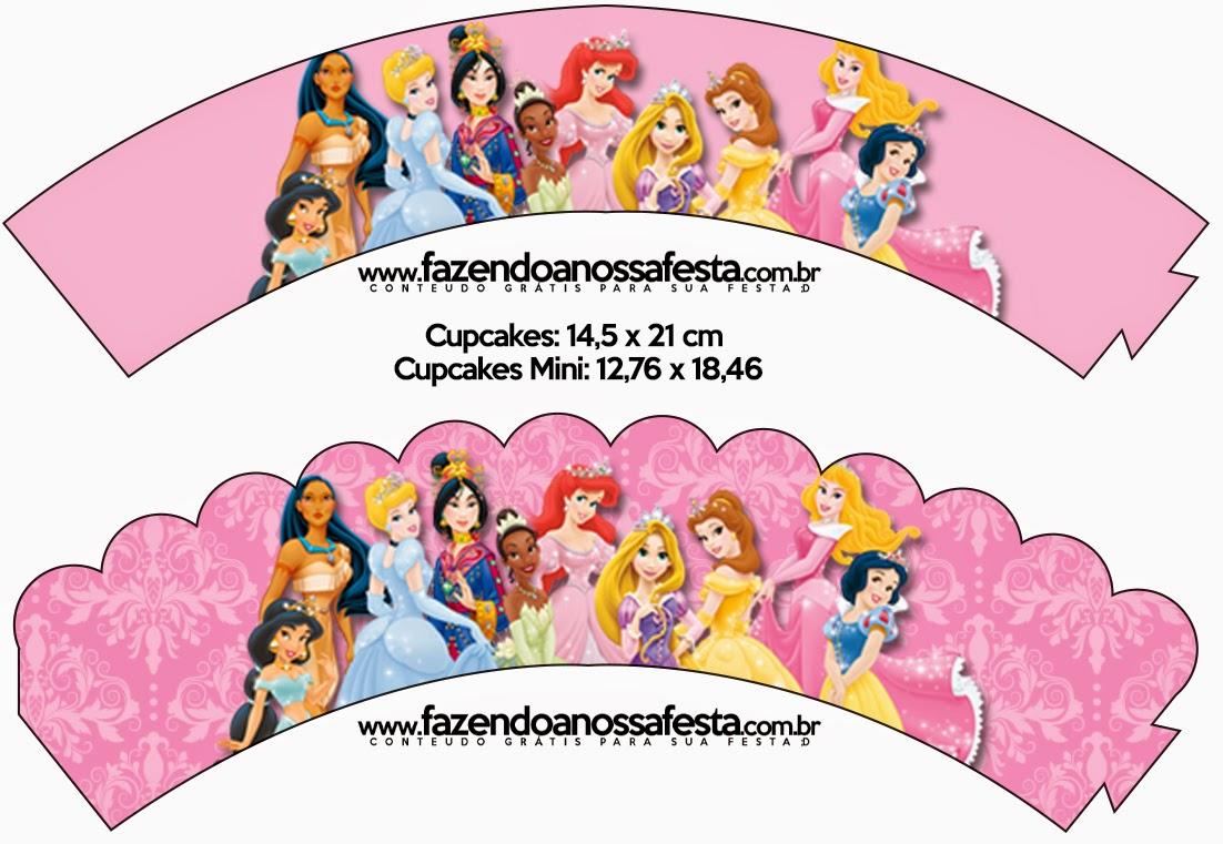 Uncategorized Printable Disney Princess Pictures disney princess party free printables is it for parties printable cupcake wrappers
