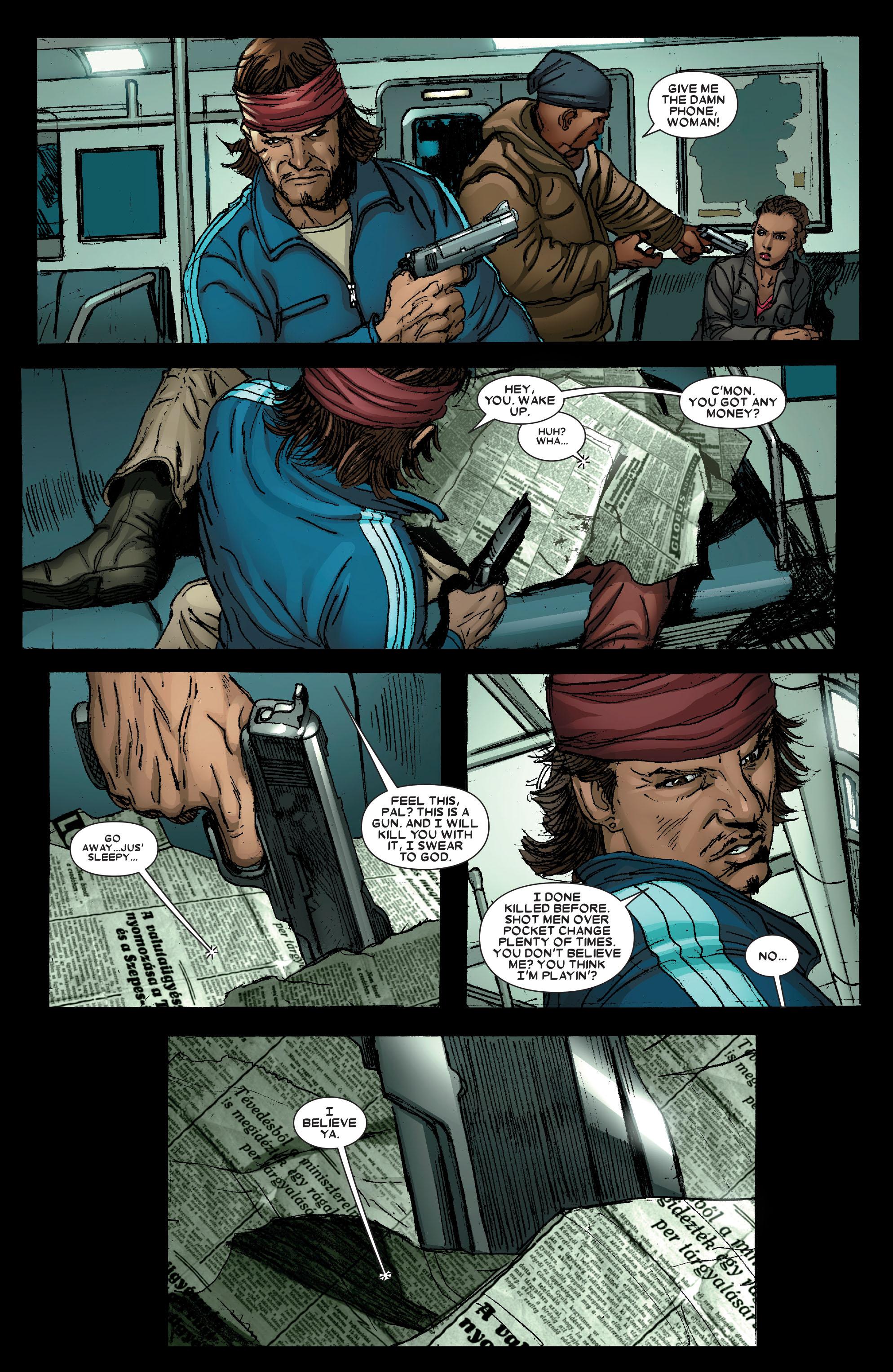 Wolverine: Weapon X #1 #16 - English 13