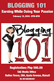 BLOGGING 101:EARNING WHILE DOING YOUR PASSION
