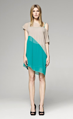 Kleider - Collection Sisley Frühling - Sommer 2012