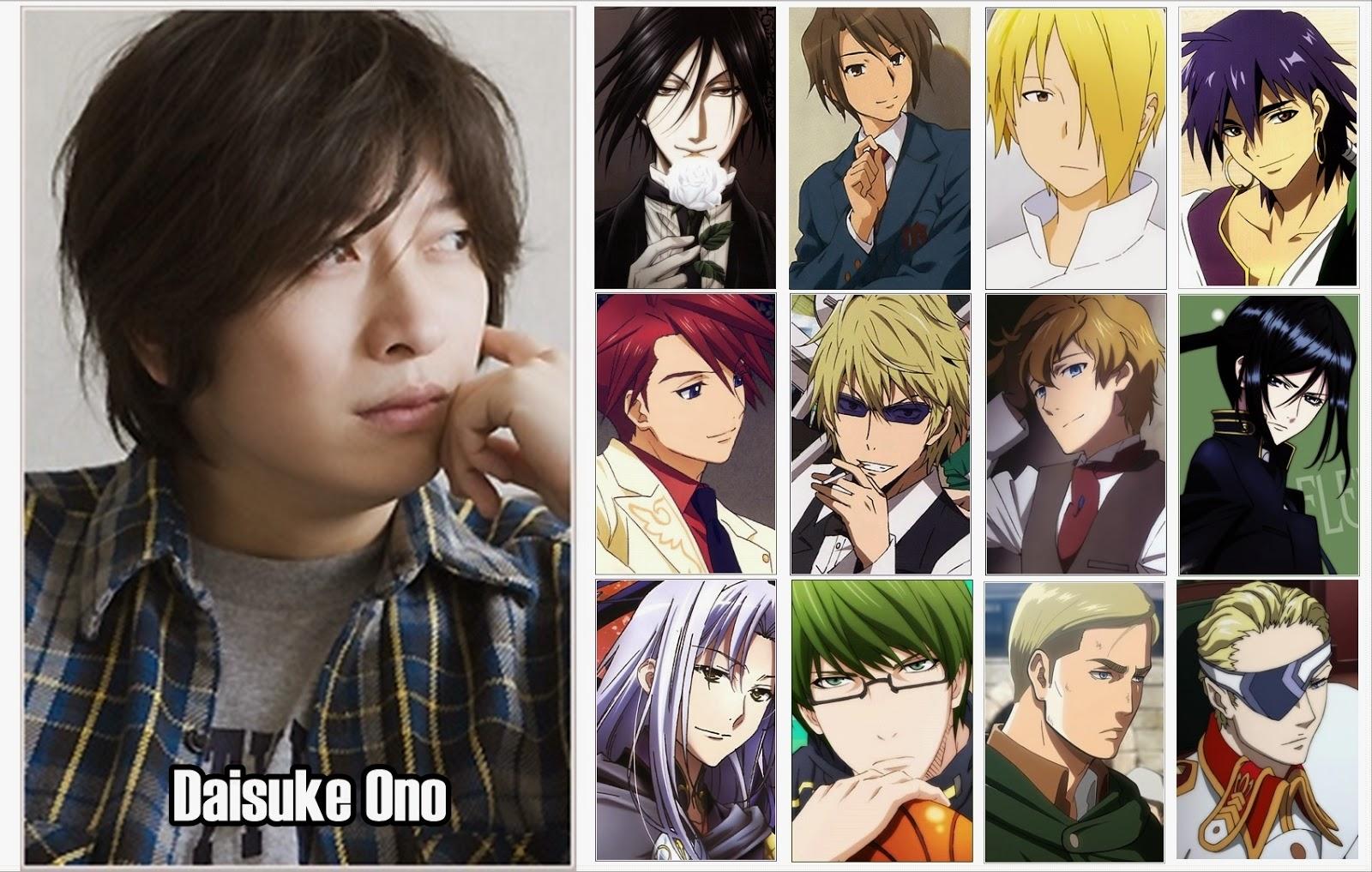 Tatsuhisa Suzuki Ono Daisuke
