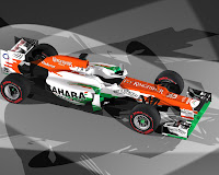 rFactor2 F1 2012 Renders 4