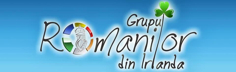 Grupul Românilor din Irlanda