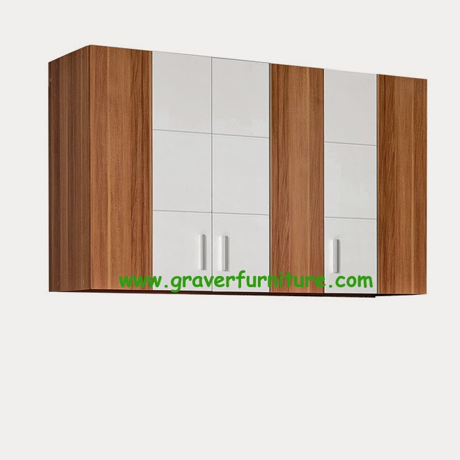 Kitchen Set Atas 3 Pintu KSA 2743 Graver Furniture