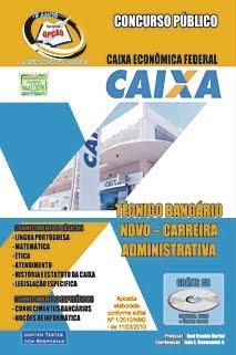 Concurso%2BPublico%2BCaixa%2BEconomica%2BFederal Apostila Concurso Público Caixa Economica Federal 2012