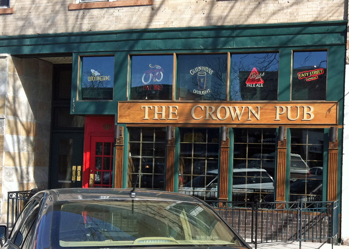 Bar Comber The Crown Pub Fort Collins