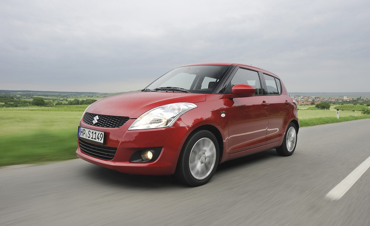 New Maruti Swift 2011 Sports Car Racing Car Luxury