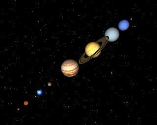 Парад планет в 2012 році