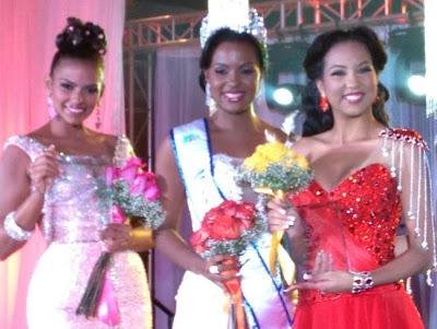 Miss Aruba Universe 2013 winner Stephanie Evangelista