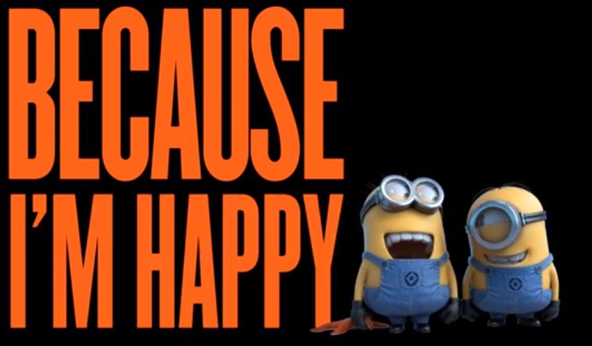 Porque soy feliz