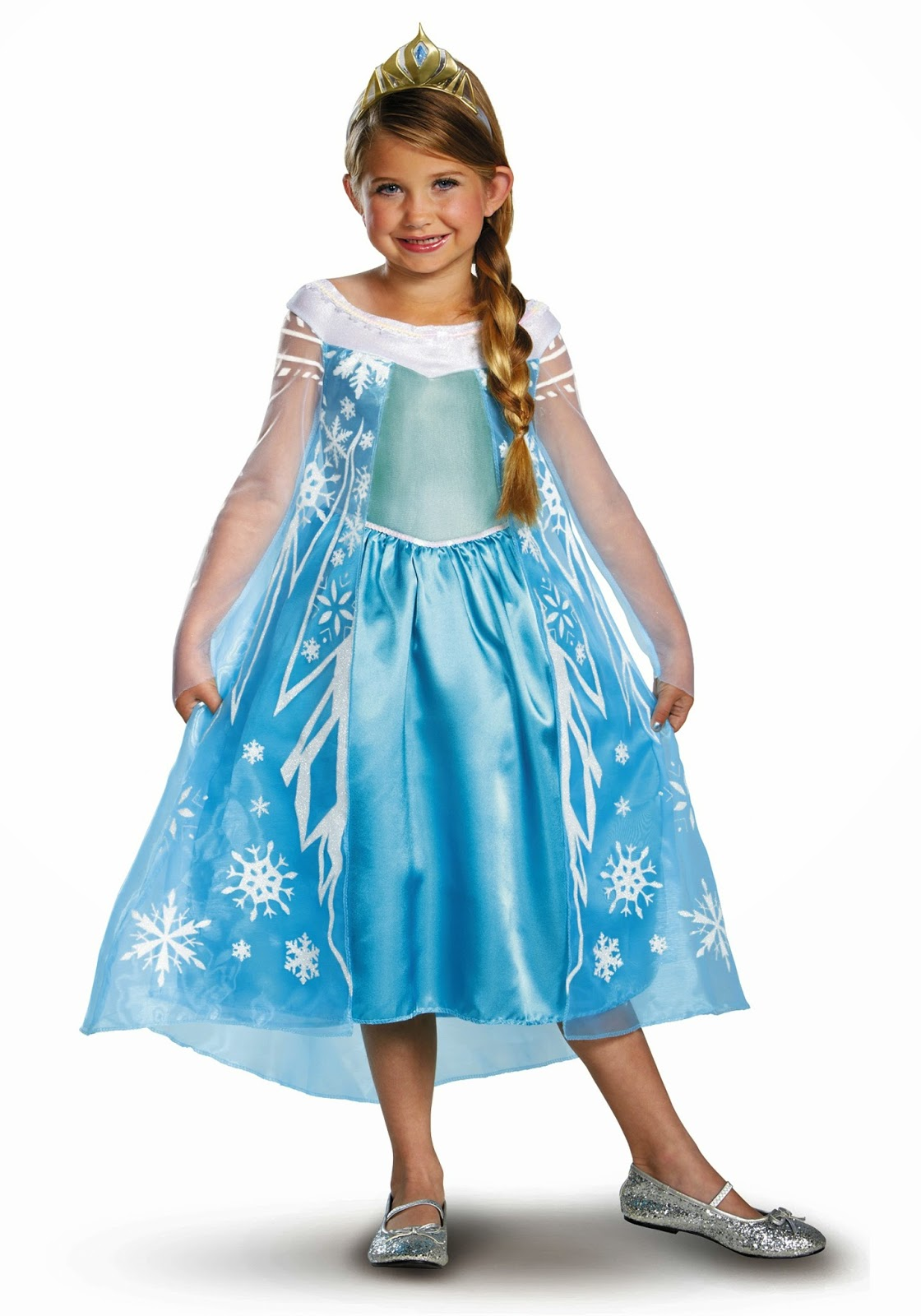 Frozen Costume Elsa