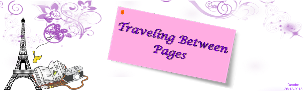 Traveling Between Pages - Blog Literário