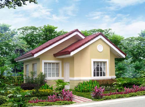 New home designs latest small houses designs ideas for Small homes design ideas
