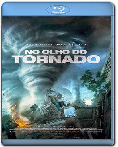 Baixar Filme No Olho do Tornado AVI Dual Áudio BDRip Download via Torrent Grátis
