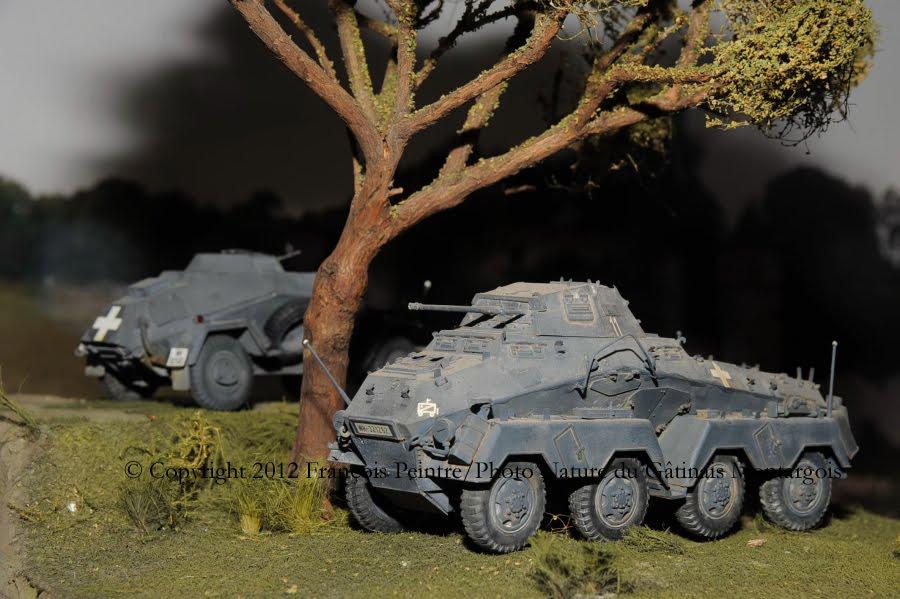 Sd Kfz 231 8X8