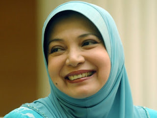 Timbalan menteri di jabatan perdana menteri Datuk Mashitah Ibrahim