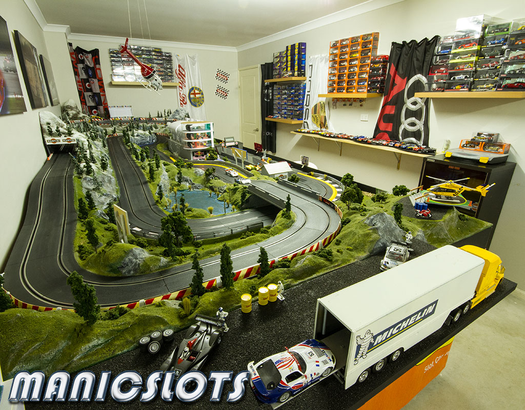 Global Proxy Race Revised Schedule likewise Showthread additionally Gallery Fryar Mountain Stage V additionally Index as well Index. on mdf slot car track