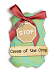 I won Cream of the Crop - 4/1/11, 4/7/11, 6/3/11