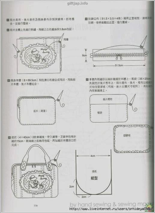 Лоскутное шитье сумки своими руками схемы 51