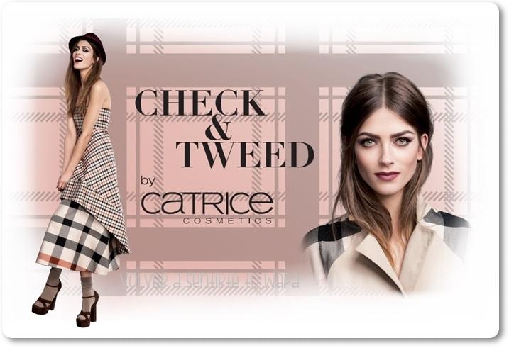 CATRICE - Check & Tweed {Octubre - Noviembre}