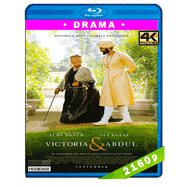 La reina Victoria y Abdul (2017) 4K UHD Audio Dual Latino-Ingles