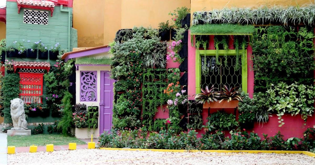 Indeleblia jardines verticales arte que cae de pie for Historia de los jardines verticales