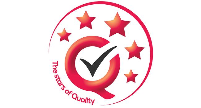 Logo konkursu Jakość roku