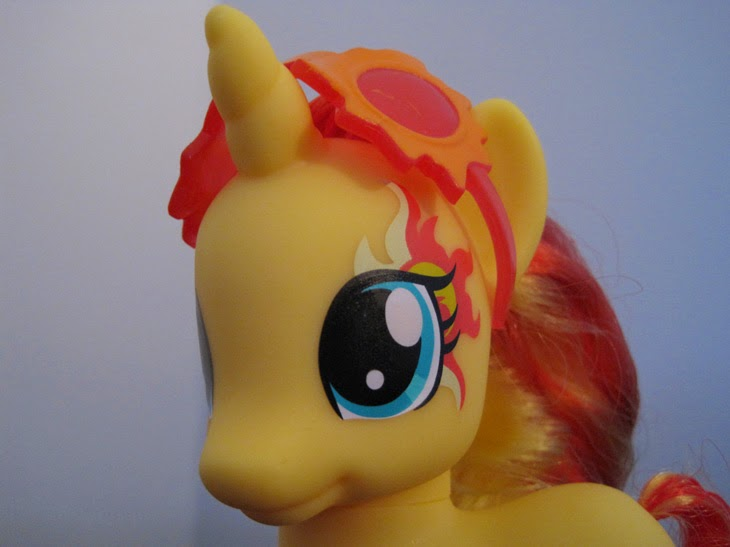 Cutie Mark Magic Fashion Style Sunset Shimmer, zoom.
