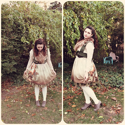 full classic lolita outfit photo