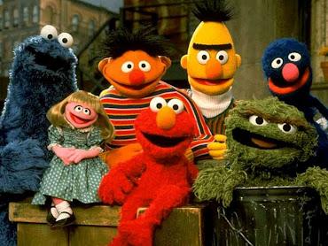 #7 Sesame Street Wallpaper