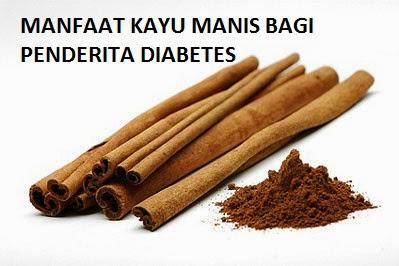 Manfaat Kayu Manis Bagi Penderita Diabetes