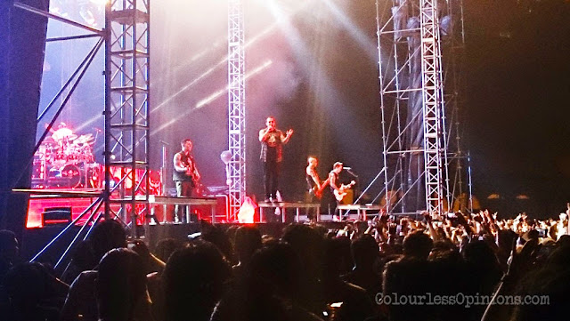 Avenged Sevenfold Live in KL 2015 Sunway Lagoon Surf Beach