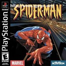 Free Download Game Spiderman PSX ISO For PC Full Version ZGASPC