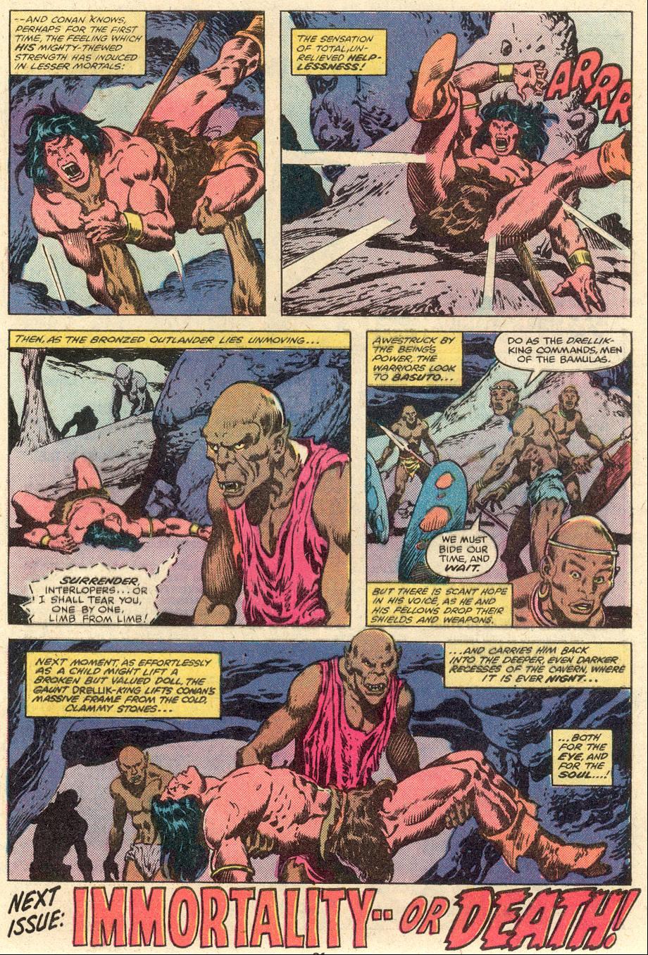 Conan the Barbarian (1970) Issue #102 #114 - English 18
