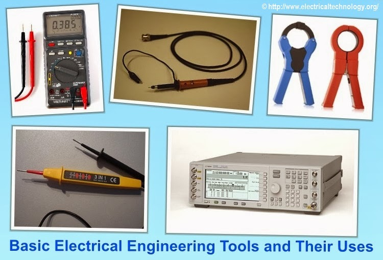 basic electrical engineering tools and their uses