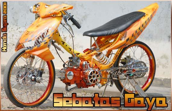 New Drag Motor