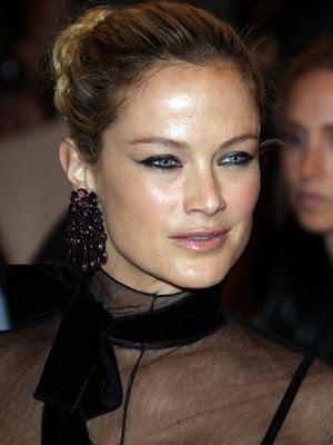 Carolyn Murphy Dangling Gemstone Earrings