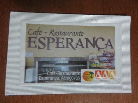 Empresa Parceira desta semana: Restaurante Esperança