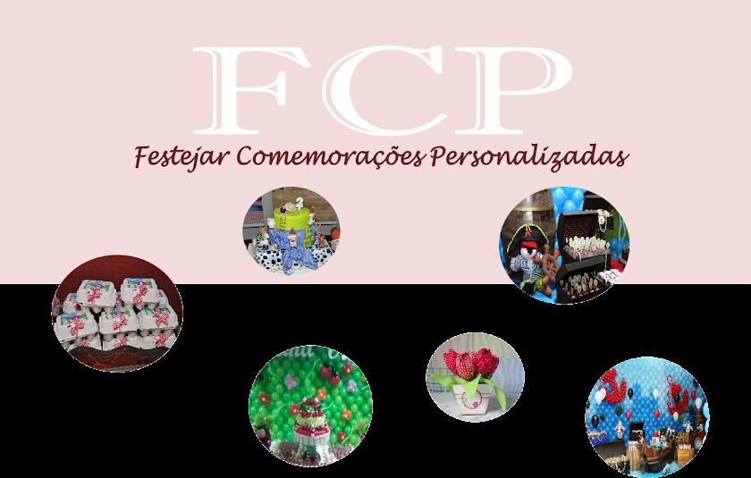 Festejar Comemorações Personalizadas