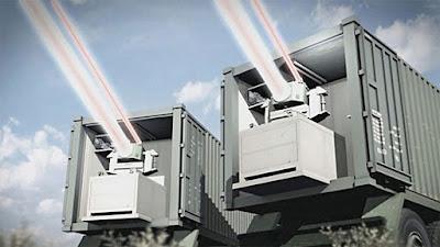 Israel apresenta canhão de laser anti-drone