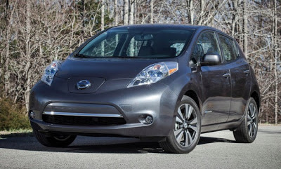Nissan Leaf becomes least expensive 5-seat EV with massive price drop