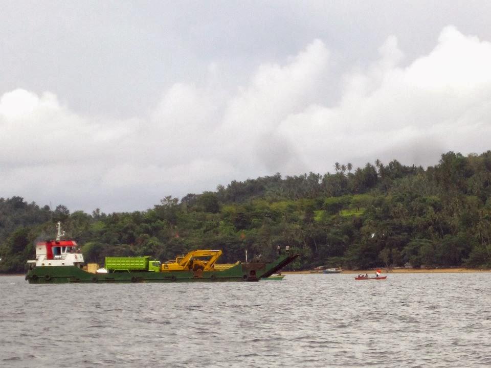 Ancaman Tambang di Pulau Bangka Yang eksotis
